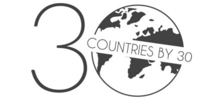 30 COUNTRIES BY 30