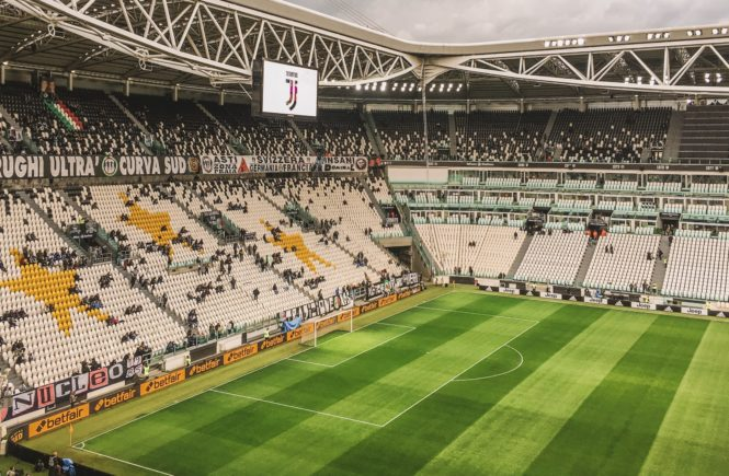 Allianz Stadium Juventus Turyn